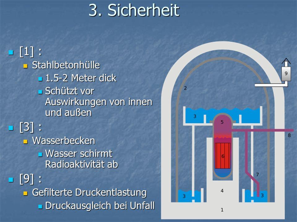 3. Sicherheit [1] : [3] : [9] : Stahlbetonhülle 1.5-2 Meter dick